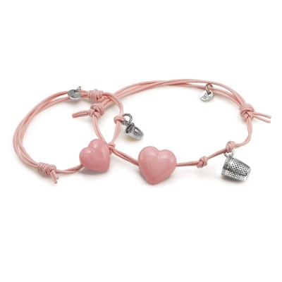 COTTON MUM & BABY BRACELET